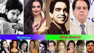 Then and Now Pictures of Bollywood Legends!