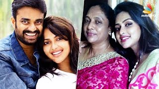 Amala Paul's mother was unhappy with marriage