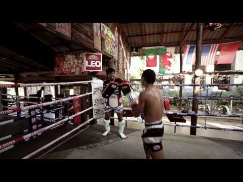 Saenchai POWER TRAINING for Yokkao Extreme 2013 - @yokkaoboxing Image 1
