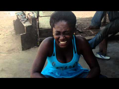 Beautiful girl sings-Ghana got talent