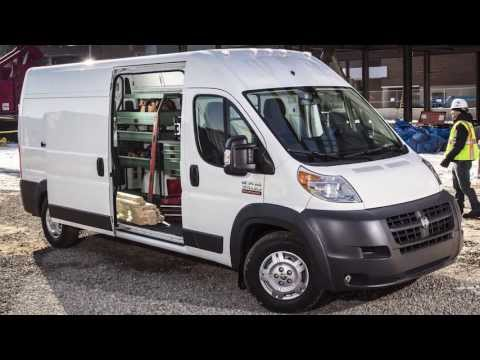 2014 Ram 2500 ProMaster Commercial Van - Calgary. Alberta Review