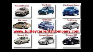 Antalya Airport Car Hire Company - Turkey