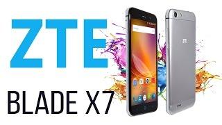 ZTE Blade Z7/X7: камера, звук, конкуренты, минусы и плюсы