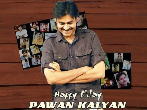 Happy Birthday Power Star Pawan Kalyan - Geetha Arts video