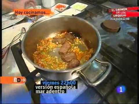 Receta de Guiso de carne con castanas  ED