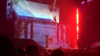 Chris Brown Video - chris Brown Concert (bts tour), Fort Lauderdale, FL (02/12/2015)