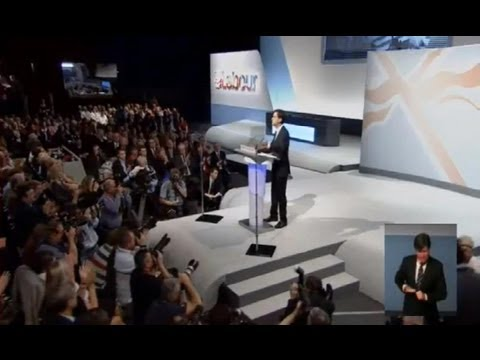 Ed Miliband's speech to Labour Party Conference 2011
