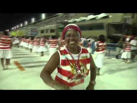 Raw: Samba Schools Prepare for Rio's Carnival