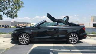 Audi A3 Cabriolet OCCASION REVIEW VIDEO