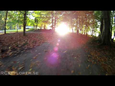 Beautiful HD FPV - Leaf Blower - RCExplorer.se