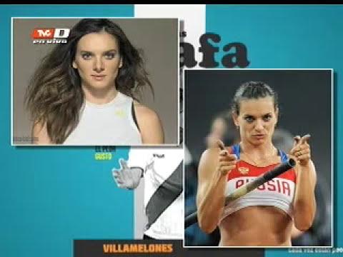 Bellezas que debes seguir en los Juegos Olímpicos Londres 2012 (19-07-2012)