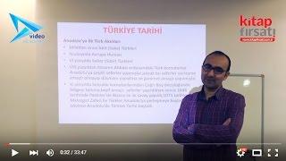 4) Türkiye Tarihi- 1.Beylikler ve Türkiye Selçuklu Devleti (Siyasi tarih) - Hamza TATAR (2016)