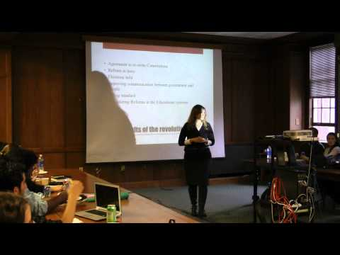 Maxwell Executive Education - Peer to Peer with Dahlia Khoury Sader