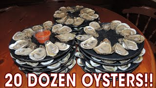 ACME OYSTER CHALLENGE FROM MAN V FOOD!!