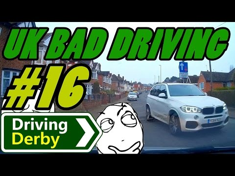 UK Bad Driving (Derby) #16