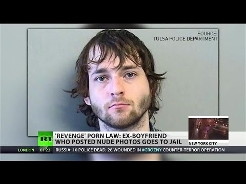"""""""revenge Porn"""" Law Sends First Man To Jail video"""