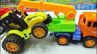 Nursery Time - Crane truck | truck toys