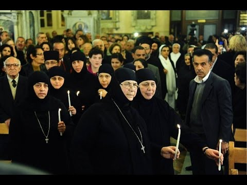 10_03_2014 ~ Syria News (EN) ~ Released the Nuns of Maaloula's St. Thecla monastery