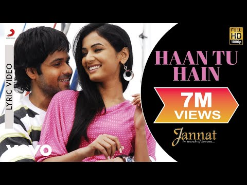 Pritam, KK - Haan Tu Hain (Lyric Video)