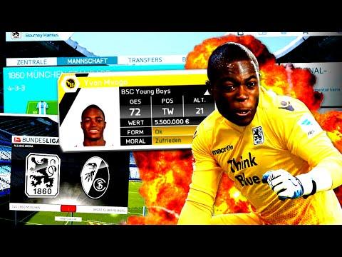 FIFA 16 : MVOGO BEI 1860 MÜNCHEN ?! - EPISCHES ERSTES SAISONSPIEL - KARRIERE mit 1860 #02
