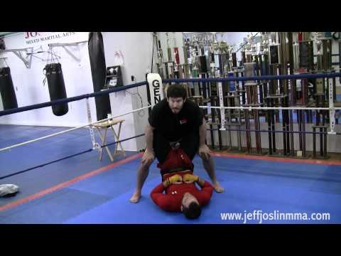 MMA Technique - Ground & Pound + Guard Pass Image 1