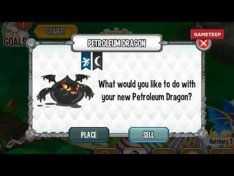 How to breed Petroleum Dragon 100% Real! Dragon City Mobile! wbangcaHD! [Rare Dragon]