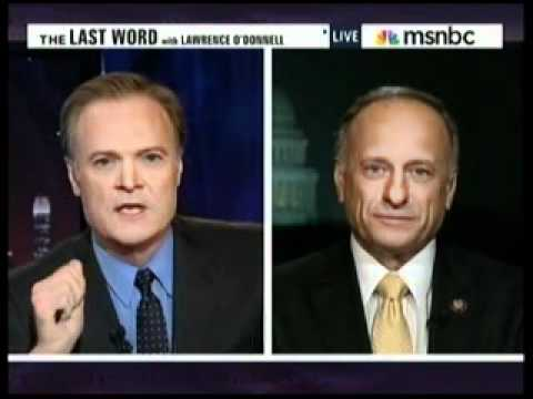 Lawrence O'Donnell Humiliates Rep Steve King on The Last Word: How Ignorant Are Republicans?