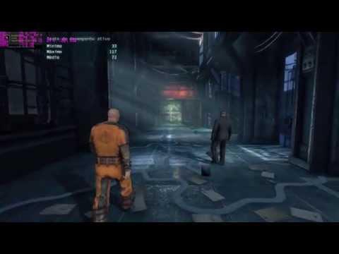 Batman Arkham Origins Benchmark SLI GTX 670 /i5 3570k@4.4ghz 1080p