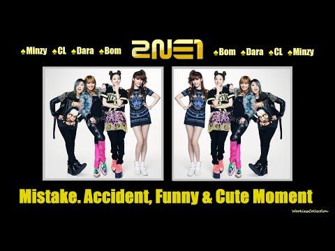 Part 119: Kpop Mistake & Accident [2ne1 Only.] video