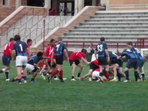 2013 D-1 RUGBY COLORADO ALLSTAR GAME RED 68 BLUE 14 #2