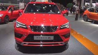 Seat Ateca FR 2.0 TSI 190 hp (2018) Exterior and Interior