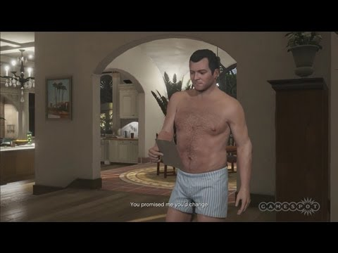 Feedbackula - GTA V Review Revulsion