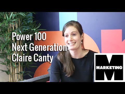 Power 100 Next Generation: Claire Canty, Weetabix
