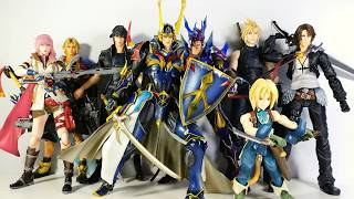 Dissidia Final Fantasy NT Figures Collection