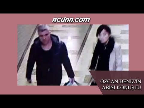 Özcan Deniz'in abisi konuştu: Görüntüler para karşılığı sızdırılmış!