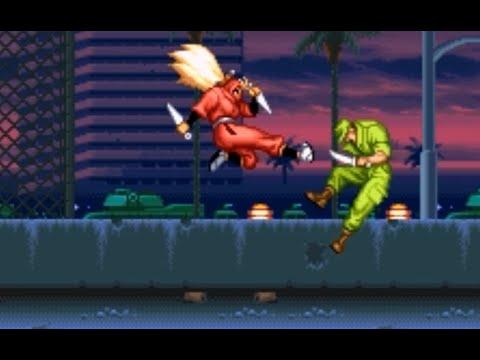 Ninja Warriors (SNES) Playthrough - NintendoComplete