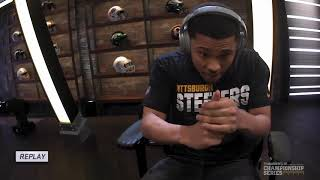 Madden 20 | JoelCP_ Vs. PK D3liverRanc3 | Steelers Club Series