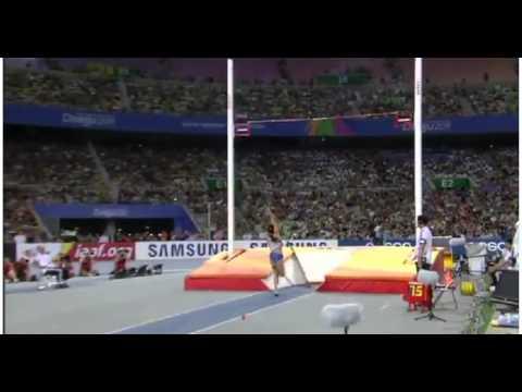 Women's Pole Vault Final - World Championships Daegu 2011 Highlights