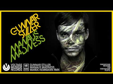 Thumbnail of video Gunnar Stiller - Manaus Madness (Marek Hemmann Remix) - VMR030