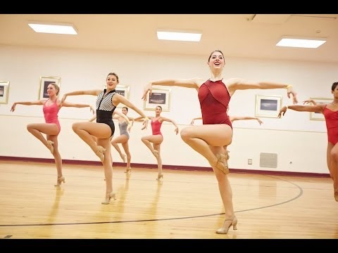Rockettes Auditions: Callback Day