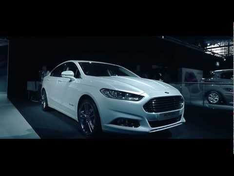Ford Mondeo, обзор