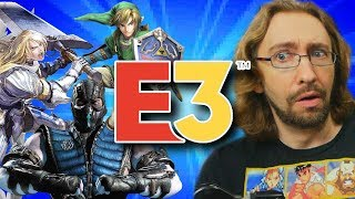 E3 HYPE - The Top 3 Fighting Games: Max's Hopes & Predictions
