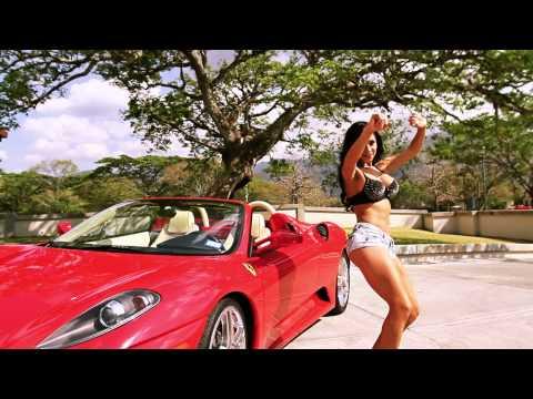 Melissa Mora con Banton - A mover el Bam Bam (Video Oficial)
