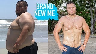 I Lost 280lbs Doing CrossFit | BRAND NEW ME