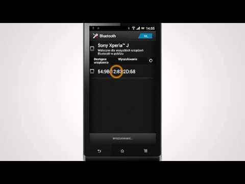 Sony Xperia J - Obsługa Telefonu