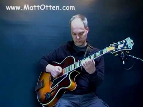 Smooth Jazz Guitar #8 (lesson Available)
