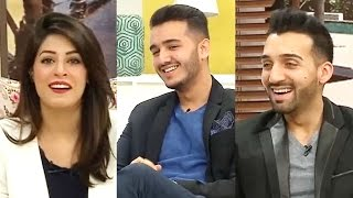 Mehekti Morning | Sham Idrees and Shahveer Jafry | 28 April 2017 | ATV