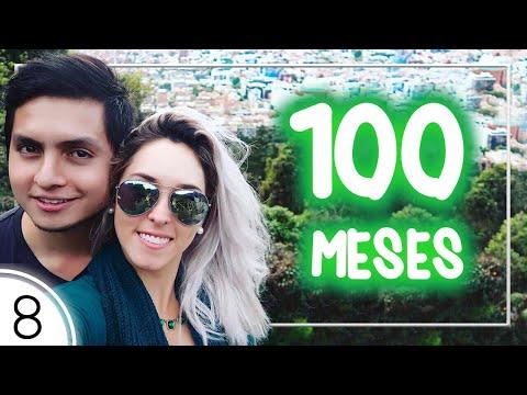 100 MESES con mi Novio - La celebración SORPRESA! | By Kika Nieto