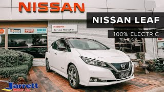 All-New Nissan LEAF | Jarrett Nissan