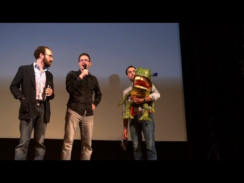 AVGN Movie Q&A - Colonial Theater, Phoenixville PA (August 2nd, 2014)